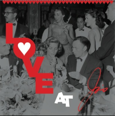 Valentines Day $65 - 3 Course Prix Fixe Dinner with a Complimentary glass of Bubbles at Jo's call 212-966-9640 for reservations