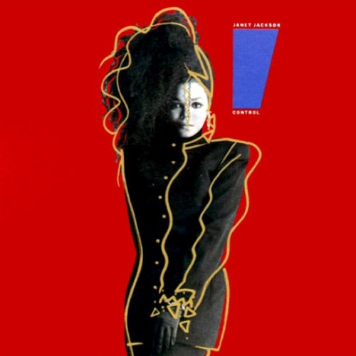 First record my dad ever bought me. Janet Jackson - Control