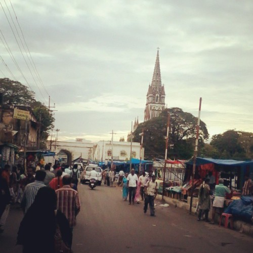 #trichy #nsb #road #sjc #church