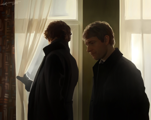 havetardiswilltimetravel:  estychan:  bakerstreetbabes:  thescienceofjohnlock:  euclase2:  Distractions, drawn in PS  omg  Just…wow.  THIS IS A PAINTING????? HOW DO YOU ART