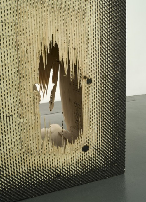 wowgreat:  Michael DeLucia at Nathalie Obadia December 26th, 2012 (via Contemporary Art Daily - Page 4)