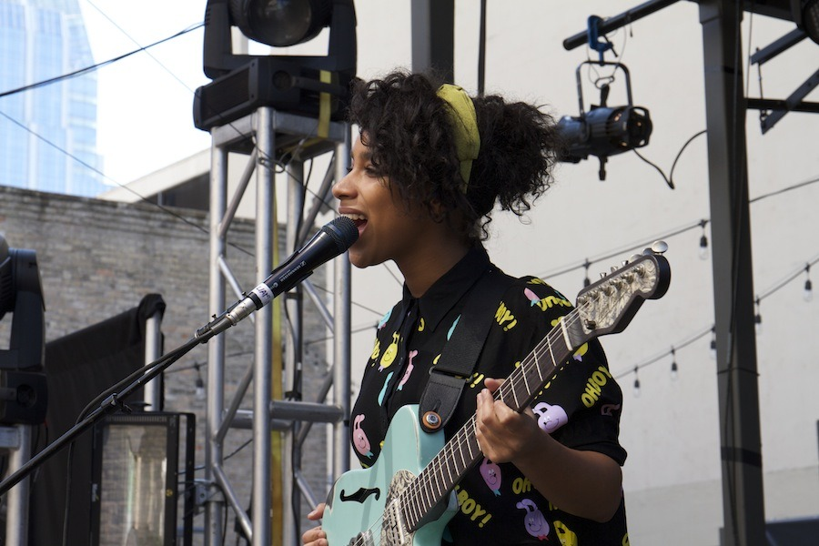 stylelikeu:  Honest and forthright SXSW muse Lianne La Havas