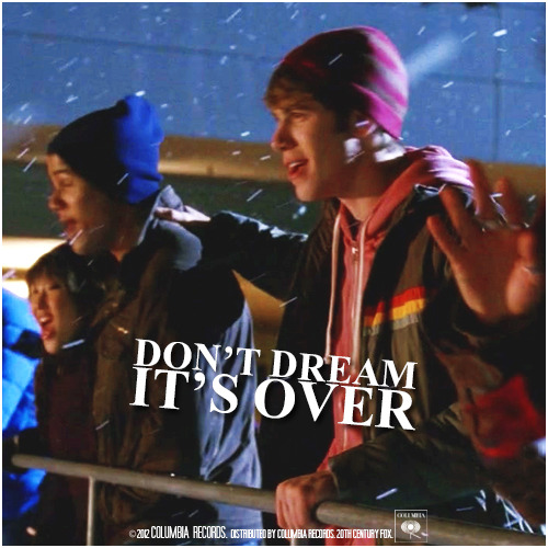 4x09 Swan Song | Don't Dream It's Over Alternative Cover 'The Fine Jyder Series'