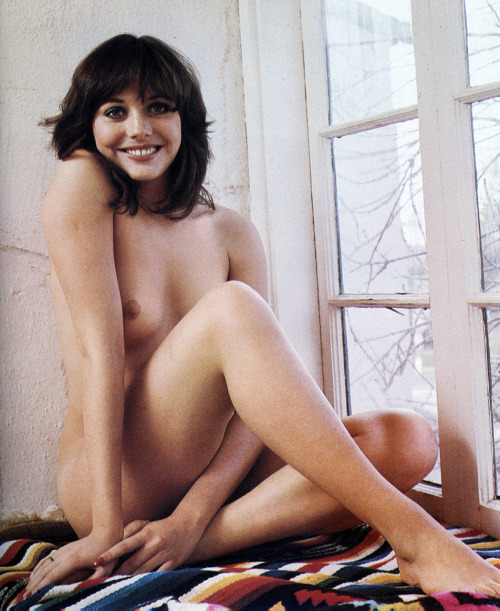 Lesley Anne Down, Mayfair Magazine 1975
