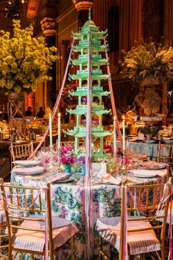 justcallmegrace:  Chinoiserie style table setting.