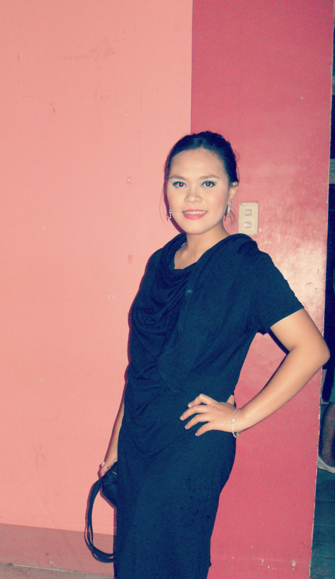 Awards night lng ang peg?? hahahaha  no, It was our Etiquette last tues. heheheh it was fun & enjoyed. :)))