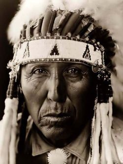 Photo by Edward Curtis