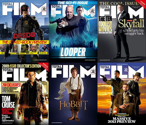 Half-Price Sale: 50% Off A Year's Subscription to Total Film – One Day Only!