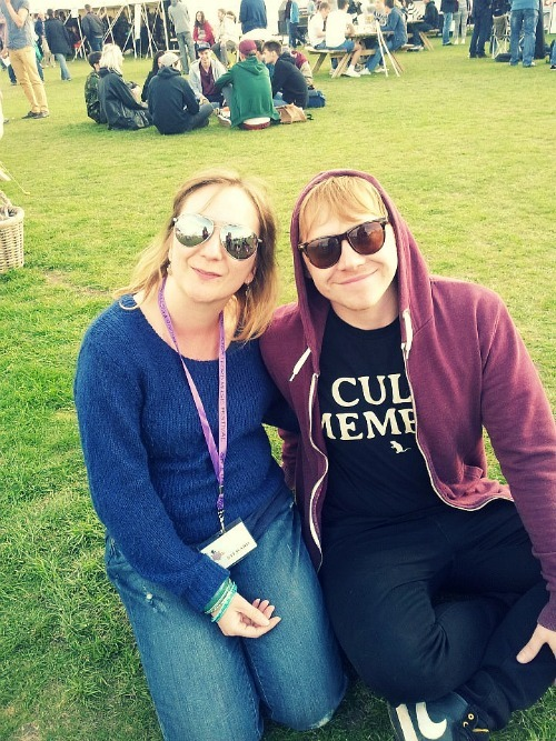 RUPERT AT STORTFORD MUSIC FESTIVAL, MAY 4TH