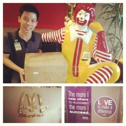 Thank you Mcdonald Philippines for your toy donations! :)