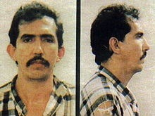 "infiltrated-minds:  Luis Alfredo Garavito Cubillos, aka ""The Beast"" is Colombia's rapist and serial murderer. Garavito is thought to be the worst serial killer in the world, as in a relatively short period of time between 1992 and 1998, he took the lives of 172 children, with the youngest being just 6 years old. Garavito would find his victims – mostly street kids or peasant children – and make friends with them by giving them a small amount of cash or small gifts. He would take his new made friends for a walk away from prying eyes and brutally rape them before cutting their throats, torturing and dismembering them."
