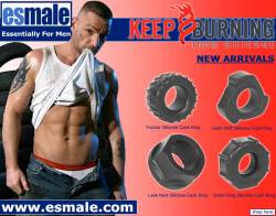 esmale:  NEW AND AMAZING AT ESMALE http://www.esmale.com/keep-burning/p0/216.htm KEEP BURNING