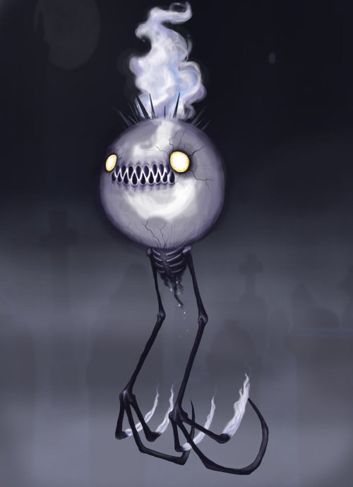 Artist Request for a-creepy-Pokemon-that's-normally-cute (Drifloon).