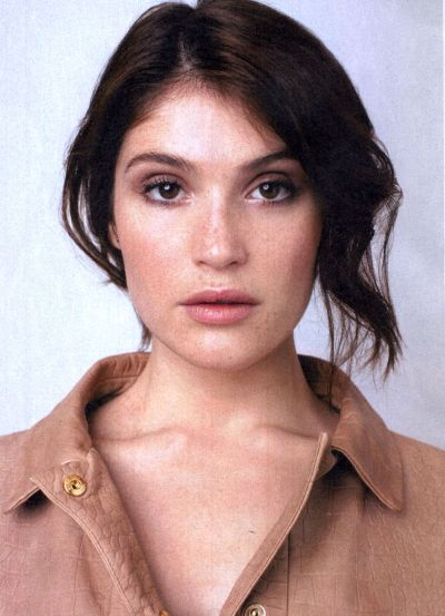 ysabel-granger:  Gemma Arterton, scan from Kinepolis Spain Magazine issue 214 Wonderful close-up!