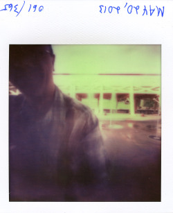 instantyear:  CB-72, f/146, Impossible Project PX 70 Color Protection, 5 seconds