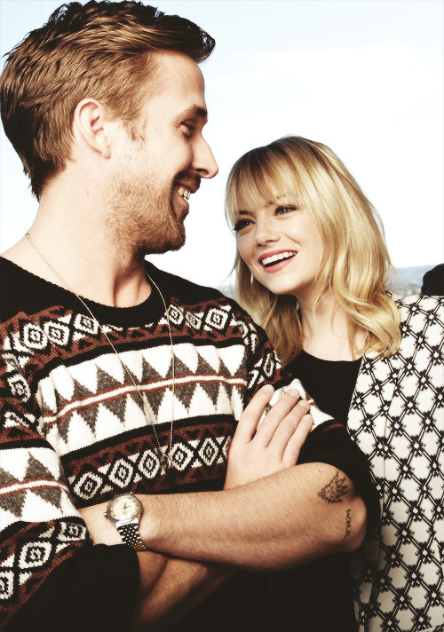 Emma Stone & Ryan Gosling | 'Gangster Squad' photocall [December 15th, 2012]