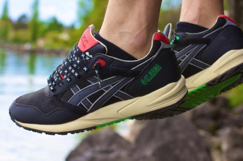 sweetsoles:  Patta x Asics Gel Saga (by Léo Dedelley)