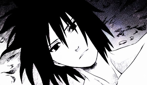 »Sasuke Uchiha [All is Illusion - Doujinshi] //NaruSasu