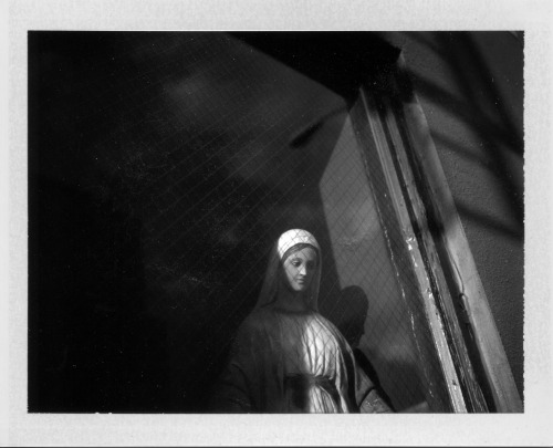 Polaroid Mary / NYC photograph by Andrew Pope