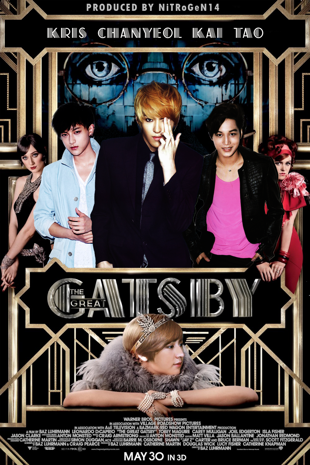 THE GREAT GATSBY EXO VERSION
