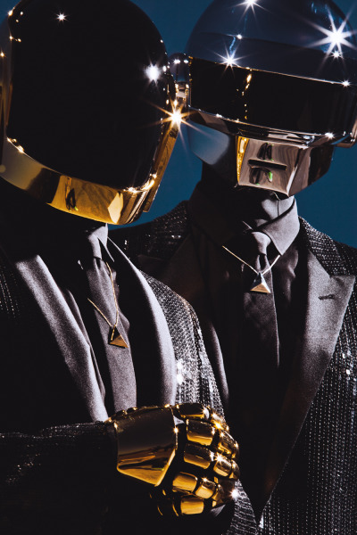 theclassyissue:  Daft Punk by: NABIL