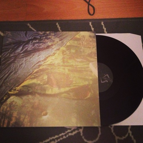 "optimuzzprime:  Groezrock vinyl part 4! Midnight souls going through the motions 12"" #midnightsouls #hardcore"