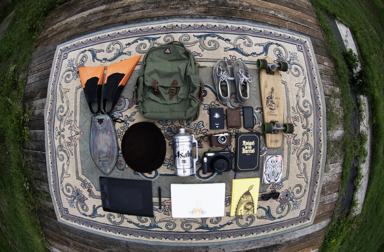 uselessmachines:  Survival kit