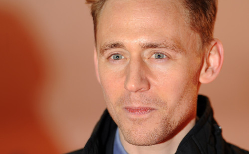 Tom Hiddleston attends the press night for 'The Book of Mormon' at Prince Of Wales Theatre on March 21, 2013.