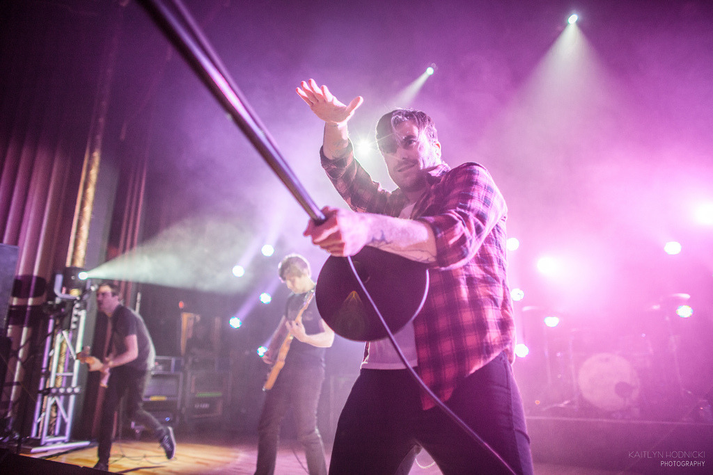 Circa Survive -03/12/13 Royal Oak, MI (by Kaitlyn Hodnicki)