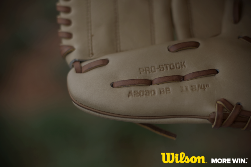 ProStock leather is used to make all A2000s.