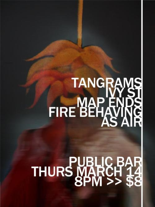 March 14, 2013 @ the Public Bar