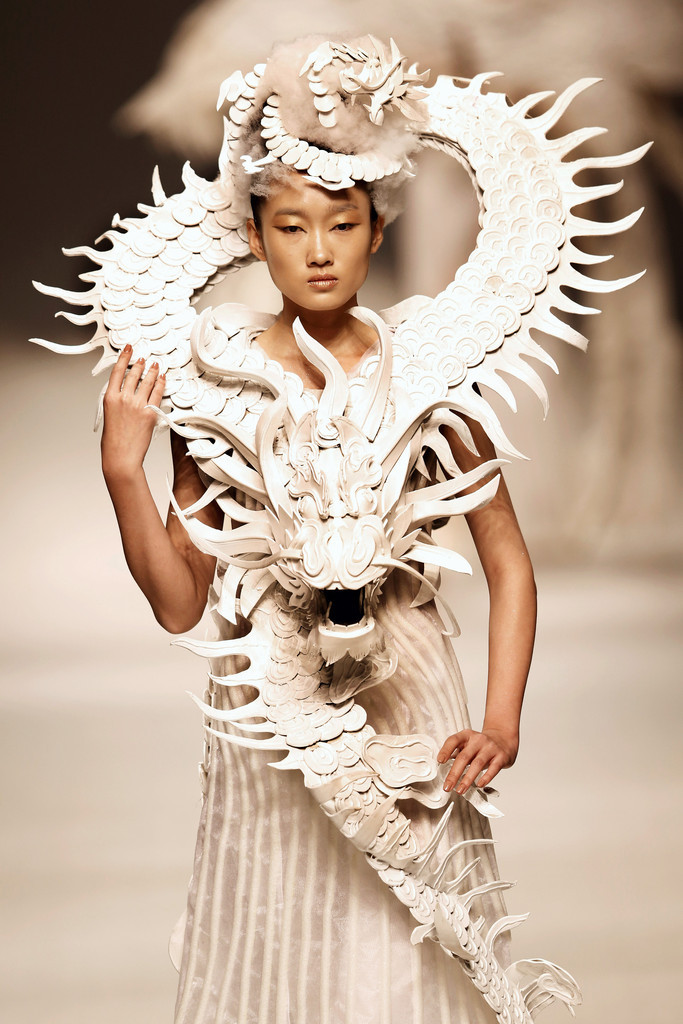 anniekroy:  XuMing Haute Couture Collection, China Fashion Week S/S 2013