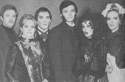 Cast of Dark Shadows - 1897 Flashback (1969)