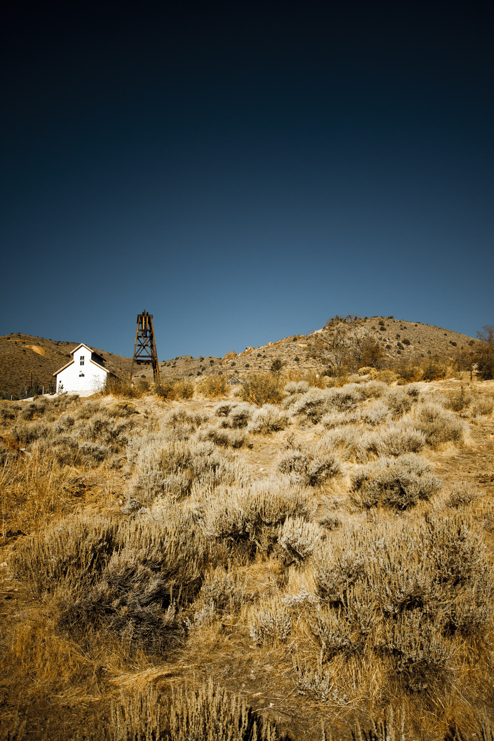 lensblr-network:  there will be bloodVirginia City, Nevada 2012 by Diana K. Garrett  (dianakgarrettphotography.tumblr.com)