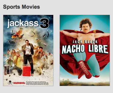 Questionable. Unconventional. Netflix.
