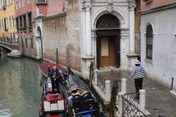 Venice on Easter Sunday