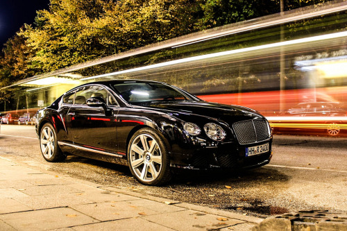 automotivated:  Bentley Continental GT (by Campo | Photography)