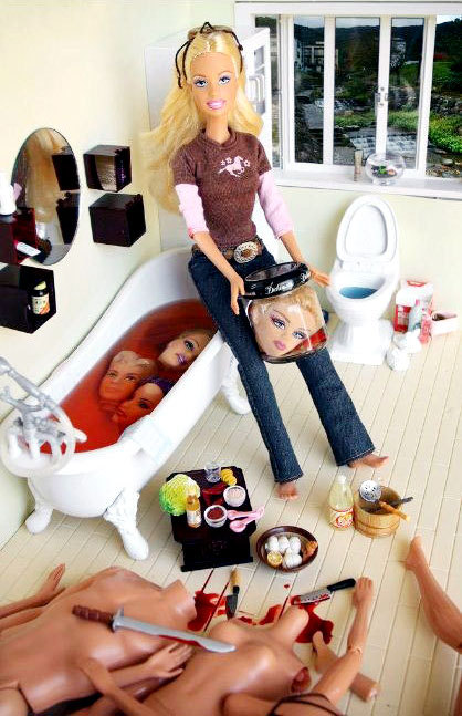 Our Beloved Barbie Goes On Murderous Killing Spree
