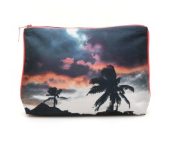 (via DEZSO DB-3 TULUM FLAMINGO SKY POUCH - WOMEN'S NEW ARRIVALS | Aloha Rag ♥ Online Boutique)