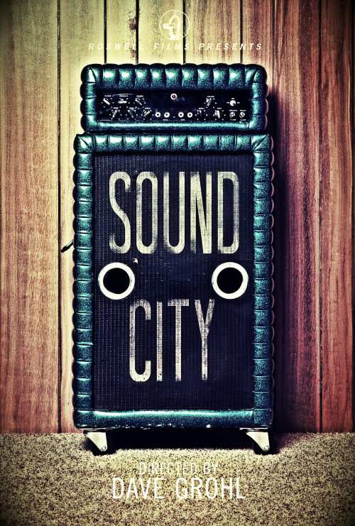 Sound City poster, edited by me. Huuuge file.