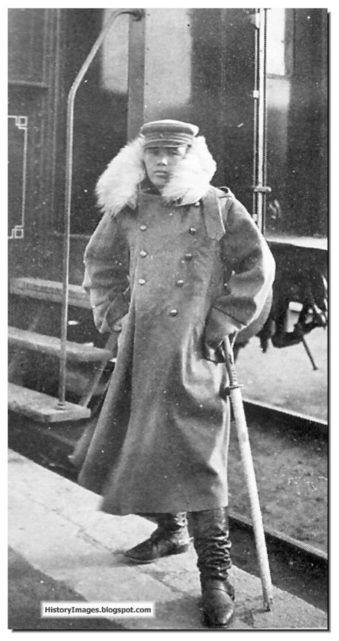 Офицер с мечом 1904 г