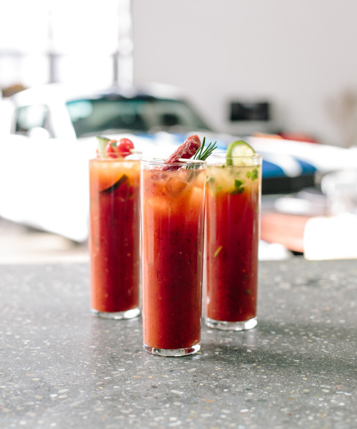 themodernexchange:  Simple Evening Detroit: McClure's Bloody Marys Recipes | The Fresh Exchange