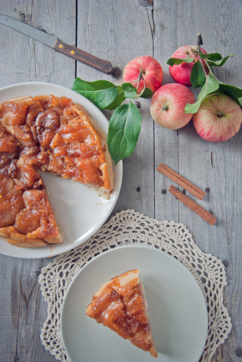 """Apple Tarte Tatin"" by letterberry"