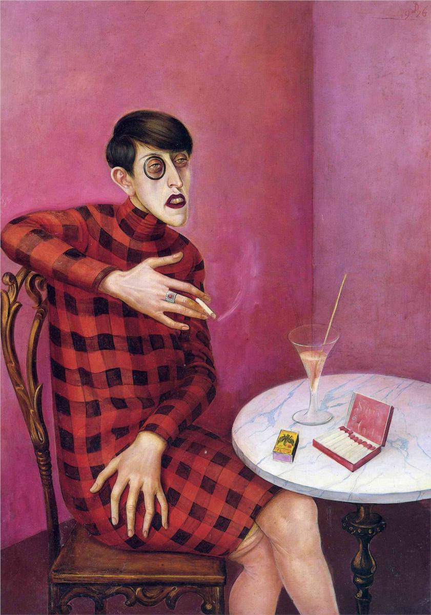 nekro-haze:  Otto Dix
