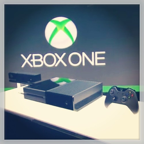 The next generation #Xbox- the #XboxOne… coming this fall. Look out for the all new #SKEE video & radio app on It too!
