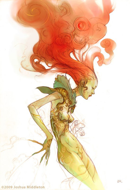artforadults:  Joshua Middleton