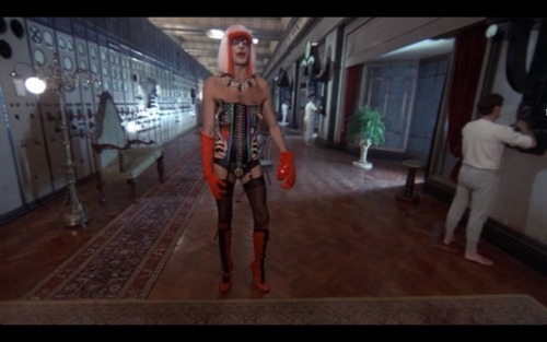 mrstoughman:  Is it possible that Monty Python anticipated Lady Gaga by about 30 years?