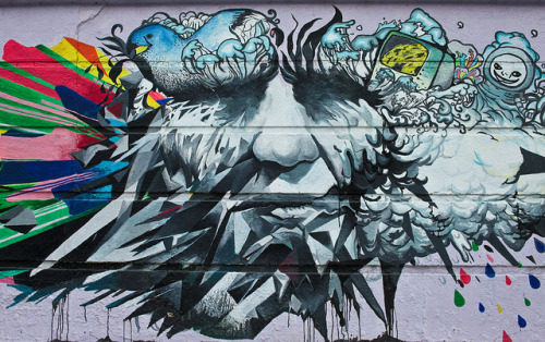 Street Art by DMac 5D Mark II on Flickr.