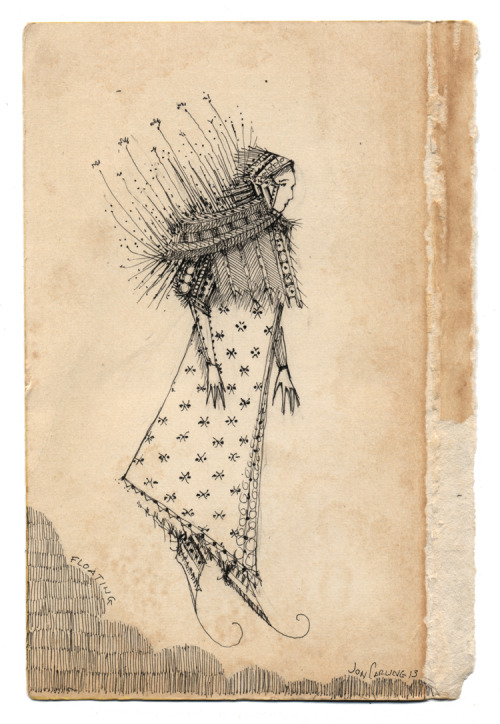 joncarling:  floating