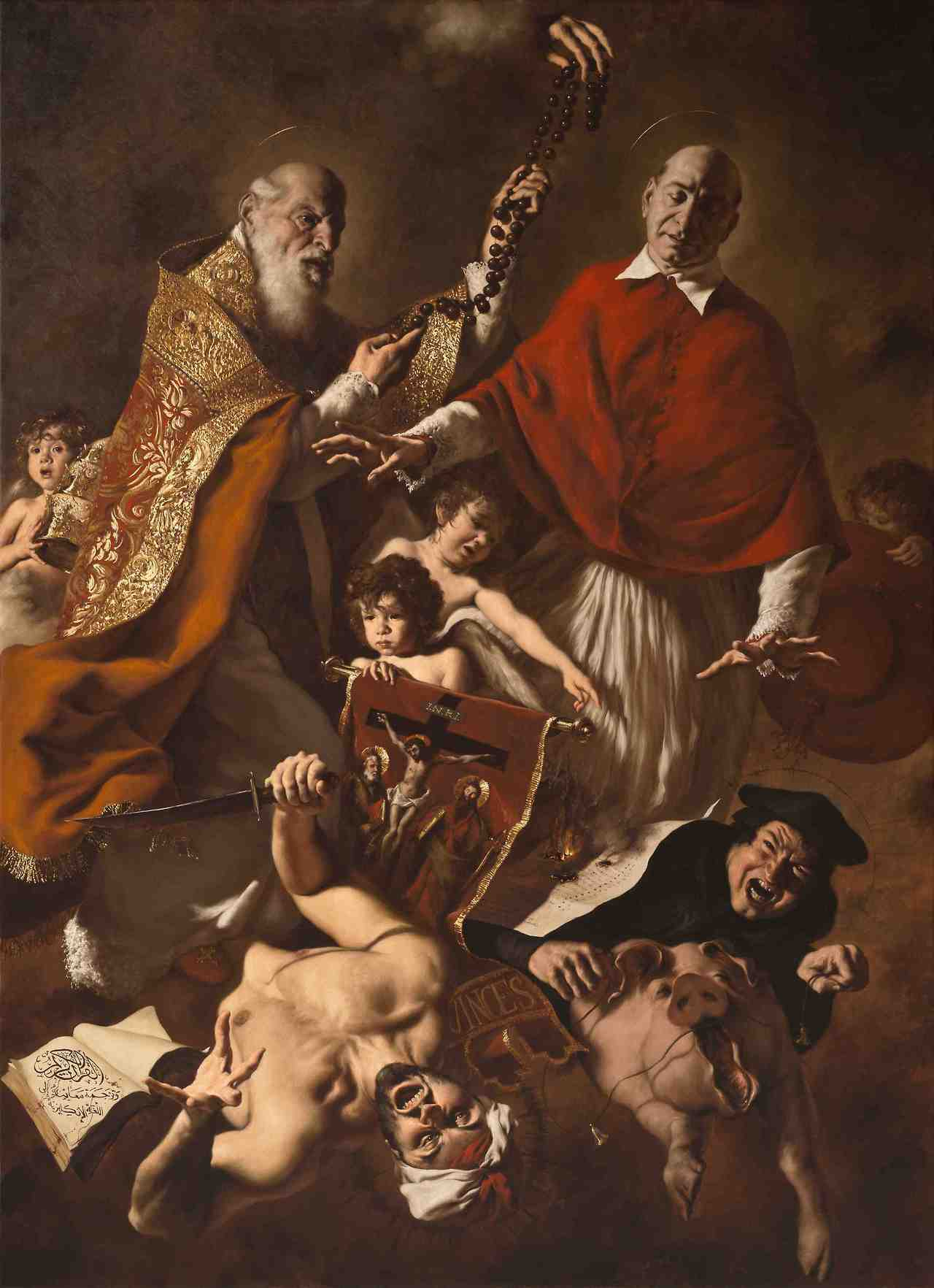 Rorate cÆli: il foglio: a prayer to st. charles borromeo   bless ...